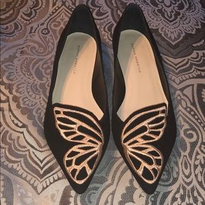 100% Authentic Sophia Webster Flats